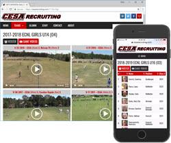 Recruiting Web Site